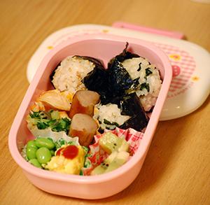 Lunchbox dagis Foto Toru Bove