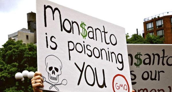 Monsanto demonstration