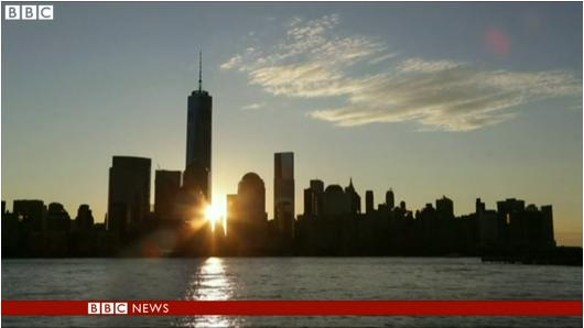 One World Trade Center - Photo: BBC