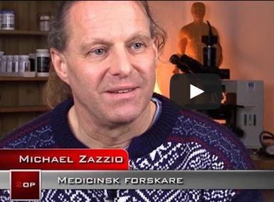 Michael Zazzio resonerar kring justitiemord - Foto: Canal 2:nd Opinion