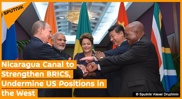 BRICS - Photo: Alexei Druzhinin - Sputnik News