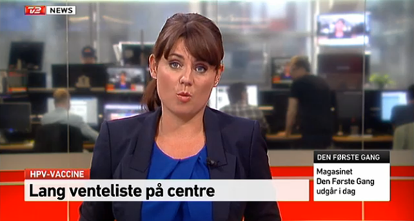 Gardasil skandal 2015 Danmark
