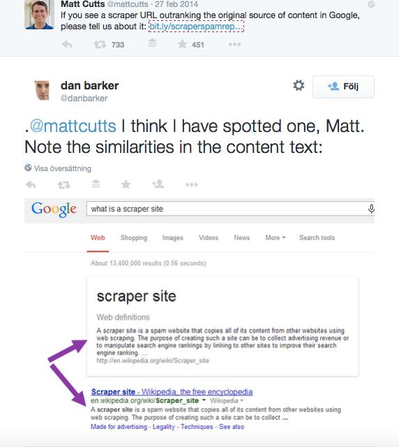 Google-skrapar-andras-innehall