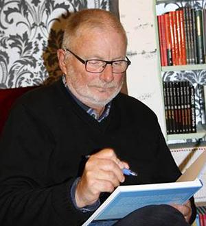 Johan Thyberg granskar Vetenskapsrådet - Foto: Anna Mi Skoog