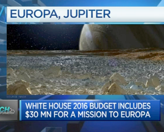 NASA 'mohawk guy' is looking for life on Jupiter's moon Europa