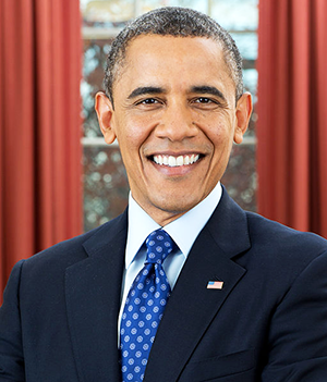 President Barack Obama Official White House Photo by Pete Souza - Wikimedia Commons