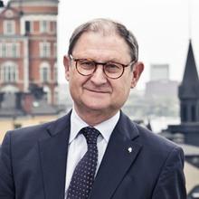 SKL:s VD Håkan Sörman - Foto: SKL pressfoto