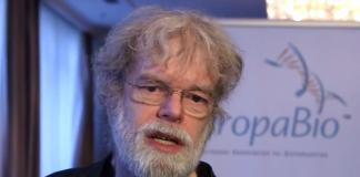 Prof. Sven Ove Hansson KTH - Foto: Europa Biotech