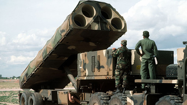 US missiles near Russia - Photo: Wikimedia Commons
