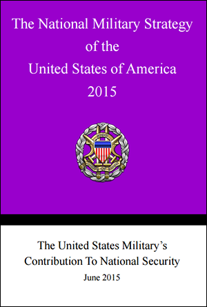 2015 US National Military Strategy