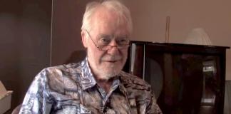 Dr Erik Enby 2015 - Foto: Börje Peratt