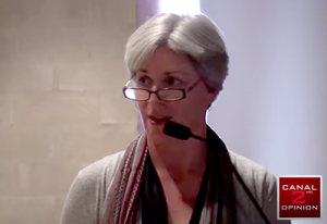 Dr Suzanne Humphries in late 2014,   Sweden - Source: Canal 2nd Opinion