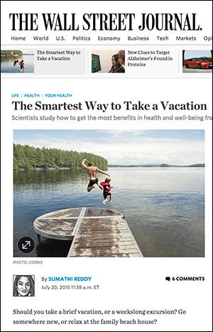 Smart-vacation-Wall-Street-Journal-2015