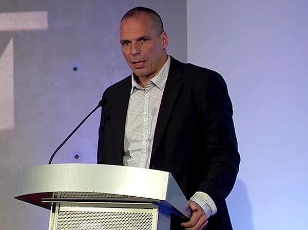 Yaris-Varoufakis - Photo: New Economic Thinking