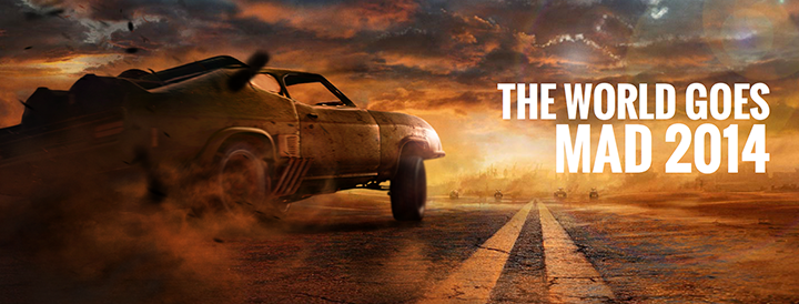 Mad Max video game screen shot