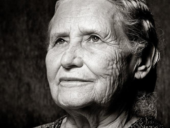 Doris Lessing - Foto Dorislessing.org