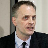 Dr Richard Horton, The Lancet. Photo: Eric Bridiers