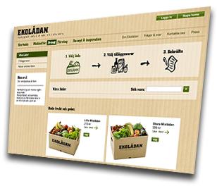 Ekolådan närproducerad ekologisk mat