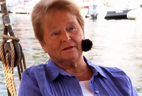 Gro Harlem Brundtland - Foto: Aftenposten 2015