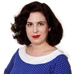 Naomi Abramowicz - Foto: Expressen.se