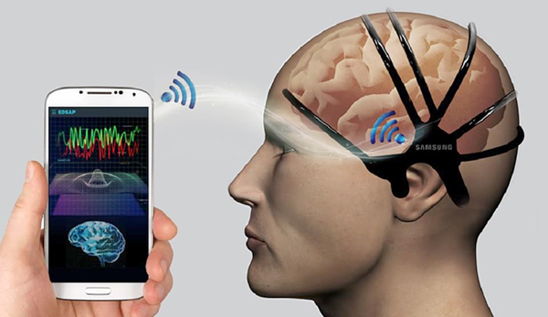 Samsung working on Mobile-Device Control By User Brain