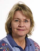Yvonne Sandberg-Fries - Foto:  Europaparlamentet