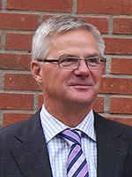 Anders Ahlbom arbetar för Folkhälsomyndigheten - KI pressfoto