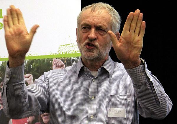 Jeremy Corbyn 2015 Wikimedia Commons