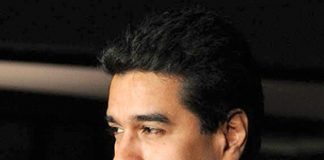 Nicolas Maduro, 2010. Foto: Fabio Rodrigues Pozzebom