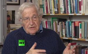 Noam Chomsky RT.com 2015