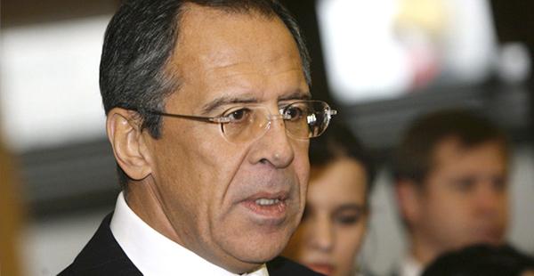 Sergei Lavrov Rysslands utrikesminister 2015 - Foto: Wikimedia Commons