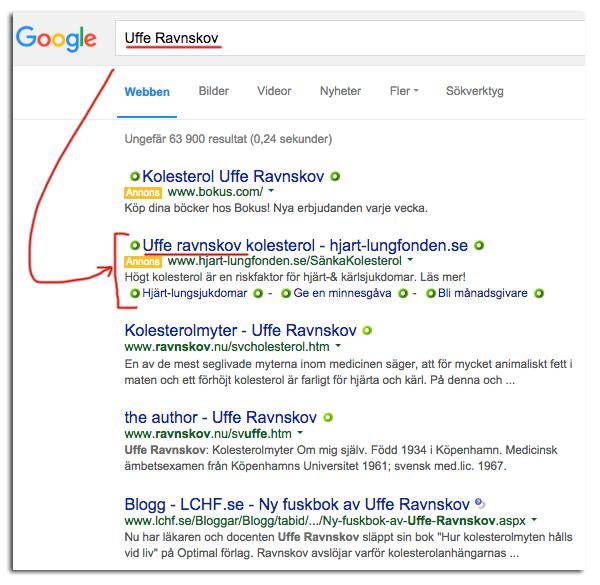 Uffe-Ravnskov-Google