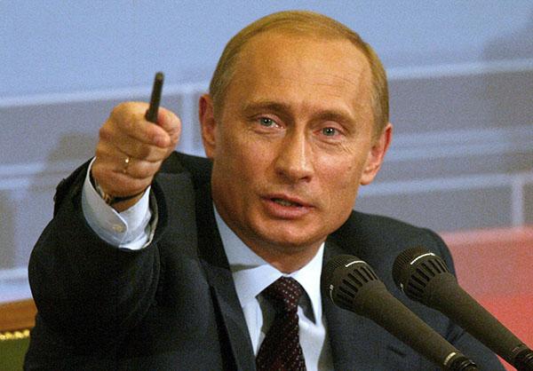 Vladimir Putin in 2008 - Photo: Russavia, Kremlin.ru