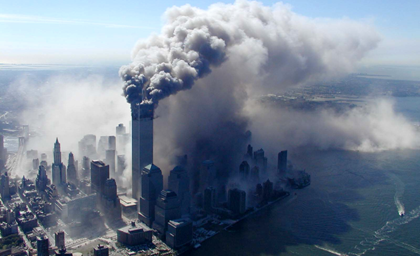 WTC 911 - Foto: Greg Semendinger