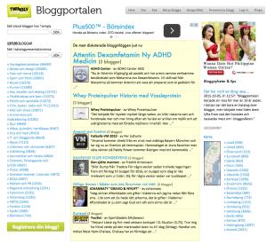 Bloggportalen.se - 24 okt 2015