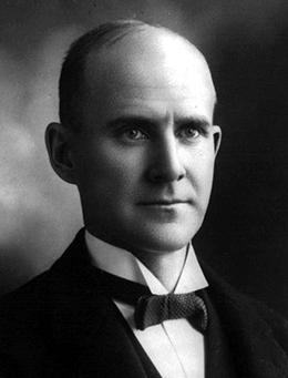 wealth and eugene debs Eugene v debs and american socialism  no wealth could exist without the  sweat and blood of its workforce they suggested that the government should  own.