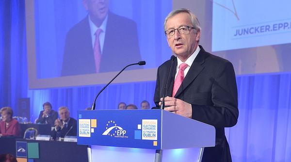 Jean-Claude Juncker 2014 - Wikimedia Commons - Foto: david plas