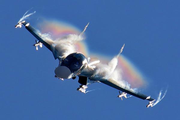 Sukhoi Su34 - 2015 - Wikimedia Commons
