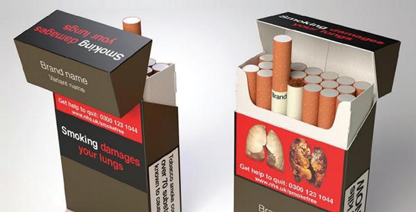 Tobaksindustrin - Bild: Bath report