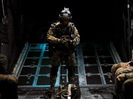 Amerikansk fallskärmshoppare (US Air Force. Foto: Skeeze