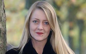 Annie Machon,   former MI5 - Foto: Brian Smith