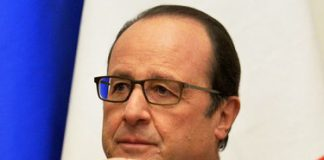 Francois Hollande, 6 dec 2014 - Foto: Wikimedia Commons