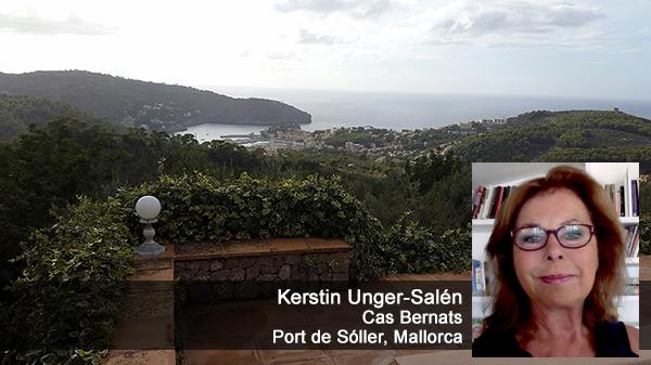 Kerstin Unger-Salén, Cas Bernats, Port de Sóller, Mallorca