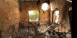 Kunduz attack, 2015. Foto: Medecins sans frontieres