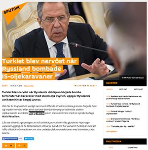 Lavrov-bombning-oljekaravan-SputnikNews-nov2015