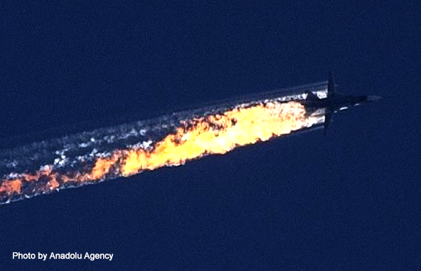SU24-shot-down-by-Turkey-24nov2015-Photo-Anadolu-Agency