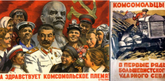 Sovjetunionen propaganda
