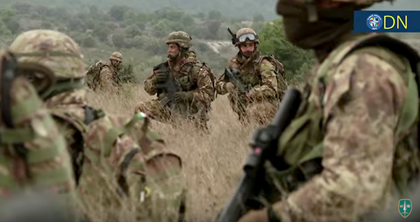 Trident Juncture Exercise - NATO, 2015
