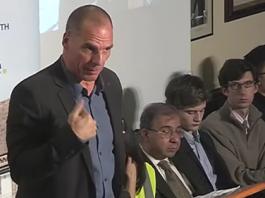 Yanis Varoufakis 30 Oct 2015 Varsity