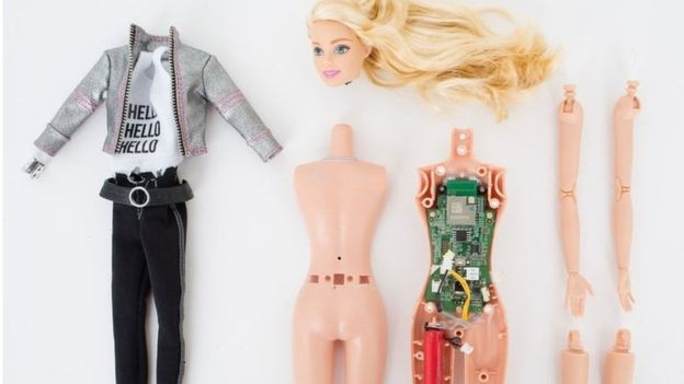 Hello-Barbie-doll-spy-ware